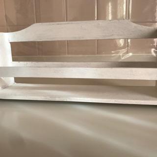 木製スパイスラック