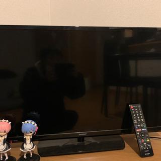SHARP  AQUOS 32インチ テレビ 【ジャンク品】