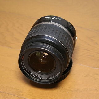 Canon EF-S 18-55㎜ f3.5-5.6 Ⅱ USM