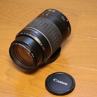 Canon EF 55-200㎜ f4.5-5.6 Ⅱ USM