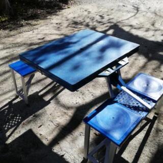 お取引中 キャンプ用 テーブルイスセット