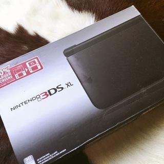 【北米版】3DS(XL)本体 + 人気ソフト3種