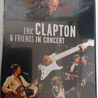 エリック・クラプトン ライブ DVD