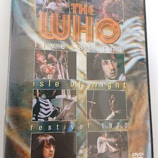 ザ・フー ライブ DVD
