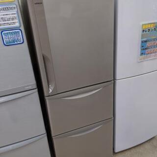 2015年製 HITACHI 日立 ノンフロン 冷凍冷蔵庫 冷蔵...