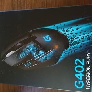 Logicool  ロジクール ゲーミングマウス  G402
