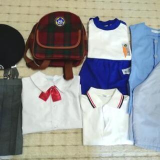 しんよしだ幼稚園 女の子 制服、リュック 一年間のみ使用 横浜市港北区
