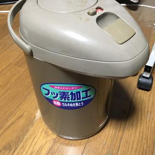 タイガー魔法瓶株式会社製造日本-電気ポット