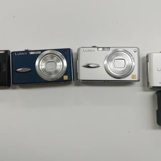 デジタルコンパクトカメラまとめて