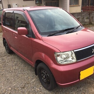 EKワゴン 4WD 赤 H15年 車検R2年3月19日 1010...