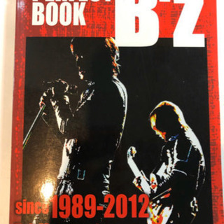 PERFECT BOOK B'z since 1989-2012...