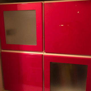 【急募】赤の収納ボックス