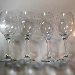 ワイングラス 4本