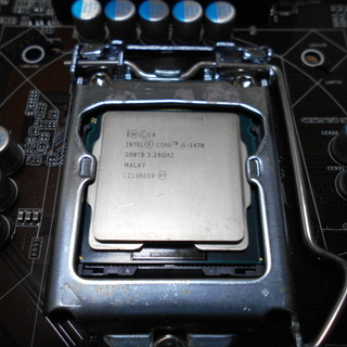 LGA1155 CPU Intel i5-3470 中古 …
