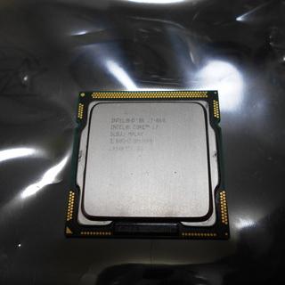 LGA1156 CPU Intel i7-860 中古 バルク