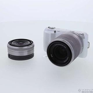 美品 デジタル一眼カメラ NEX-C3