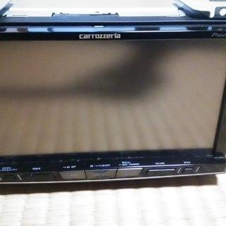 カロッツェリアAV一体型HDDナビゲーションA-VIC-ZH0077