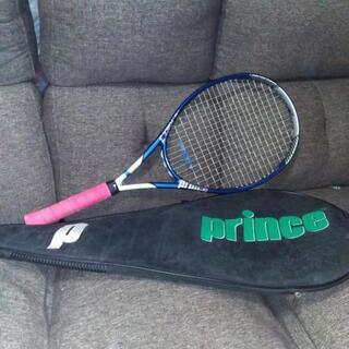 プリンステニスラケット中古品