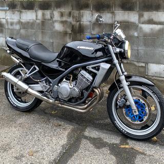 Kawasakiバリオス 1型 45馬力フルパワー 綺麗で…