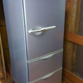 255リットル2007年製三洋冷蔵庫