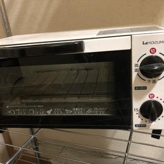無料でオーブントースターお譲り致します。