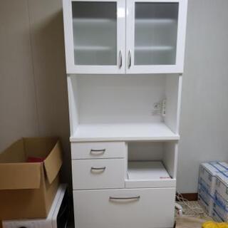 中古★食器棚