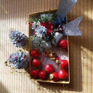 クリスマス飾り ミニリース