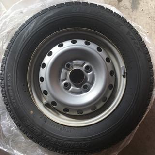 スタッドレスタイヤ 4本セット 軽 145 80 R13