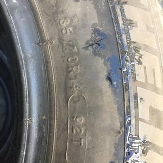 スタッドレスタイヤ 185/70R14