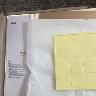IKEA 鏡(貼るタイプ)