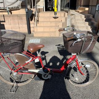 アンジェリーノ 電動アシスト自転車