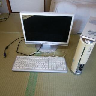 デスクトップパソコン、ジャンク扱い品