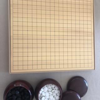高級囲碁セット