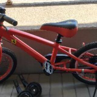 子供用自転車 フェラーリ