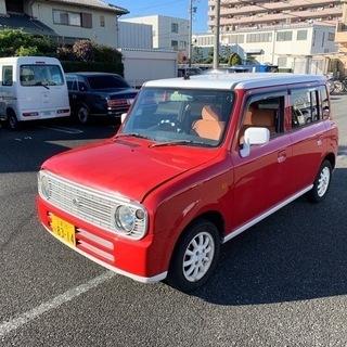アルトラパン 車両価格27.8万円 愛知・岐阜・三重限定