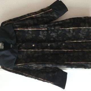 イタリー製コートとフランス製ジャケットのセット