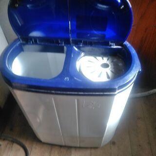 二層式ミニ洗濯機