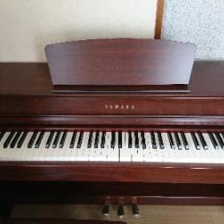 YAMAHA  電子ピアノ  ダークブラウン