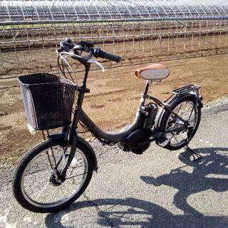 B8B電動自転車S64S ブリジストンビッケ20インチ 充電器なし