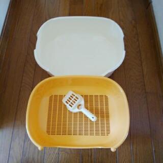 仔猫トイレ