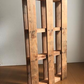 [取引中]パレット木材x8個