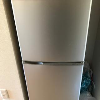 [無料]洗濯機、冷蔵庫セット(一人暮らし用)
