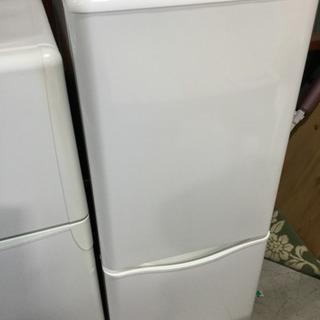 DAEWOO 152L 2ドア 冷凍冷蔵庫 DR-B15EW 2...