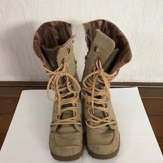 スケッチャーズ★SKECHERS★ブーツ★23cm