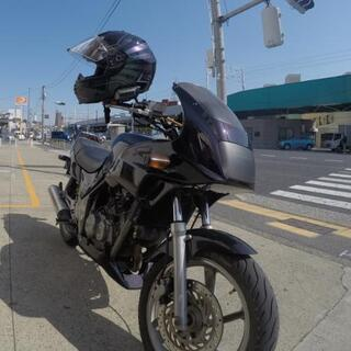 ホンダ ゼルビス250 東京