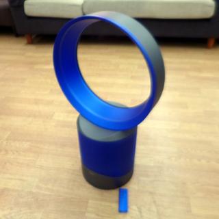 ダイソン 空気清浄機能付き 扇風機 DP01 テーブルファン P...