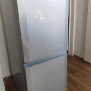 冷蔵庫 2014年製 三菱 MR-P15X-S形