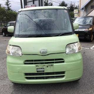 総額24万円😉タント660Xスペシャル😉L375S😉緑😉車検2年...