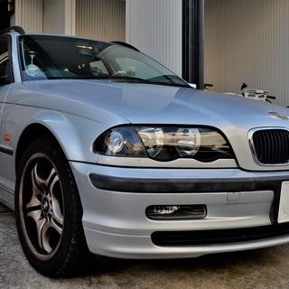 BMW318iツーリング(ステーションワゴン)65400キ…