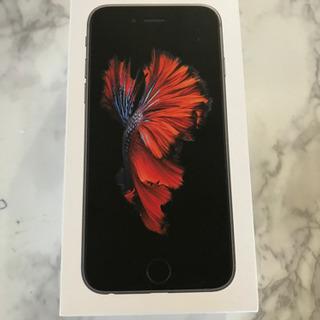 iPhone6s 32GB spacegrayです